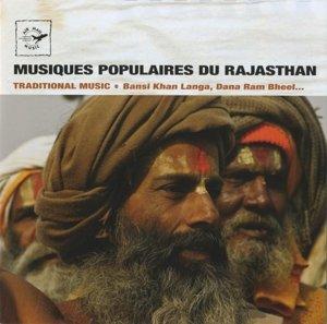 Musiques Populaires du Rajasthan