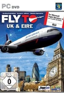 Flight Simulator X - Fly To UK & Eire