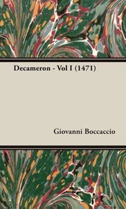 Decameron - Vol I (1471)