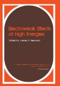 Electroweak Effects at High Energies