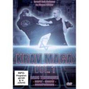 Krav Maga Israeli Self-Defense Vol.1