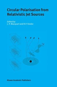 Circular Polarisation from Relativistic Jet Sources