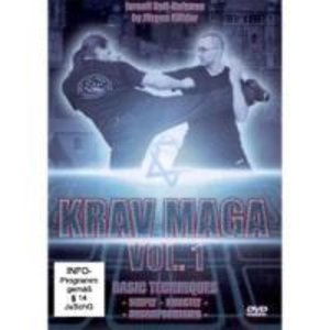 Krav Maga Israeli Self-Defense Vol.1