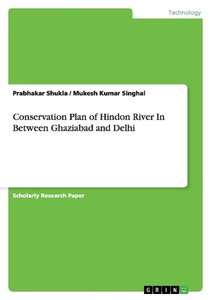 Conservation Plan of Hindon River In Between Ghaziabad and Delhi