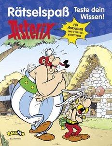 Asterix: Rätselspaß - Teste dein Wissen