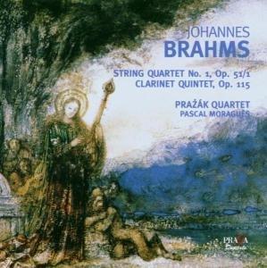 Streichquartett 1/Clarinet Quintet