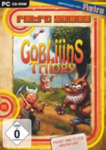 Gobliiins Trilogy (PC-CD)