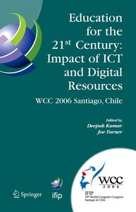 Education for the 21st Century: Impact of ICT and Digital Resour