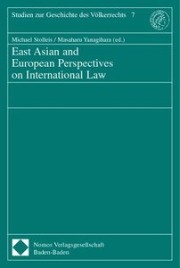 East Asian and European Perspectives on International Law