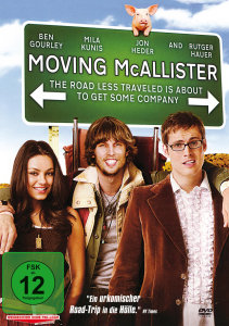 Moving McAllister (DVD)