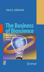 The Business of Bioscience