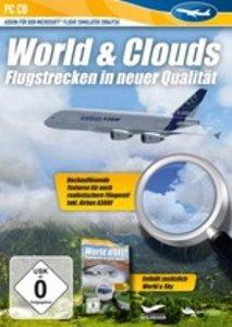 World & Clouds FS 2004/FSX
