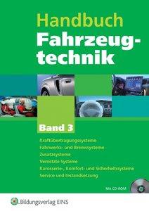 Handbuch Fahrzeugtechnik. Band 3