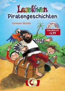 Leselöwen - Abenteuergeschichten-Wendebuch