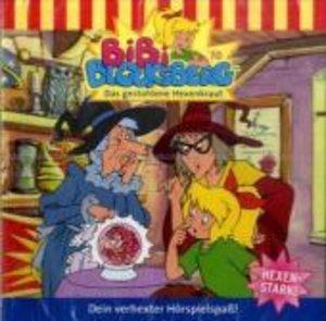 Bibi Blocksberg 70. Das gestohlene Hexenkraut. CD
