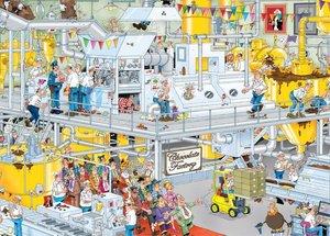Die Schokoladenfabrik. 1000 Teile