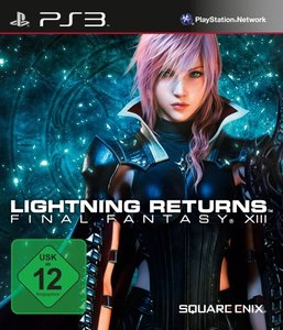 Final Fantasy XIII - Lightning Returns (Playstation PS3)