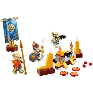 Lego 70229 - Legends of Chima: Löwenstamm-Set
