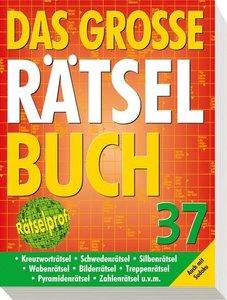 Das große Rätselbuch 37