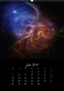 Die große Reise in dem Universum