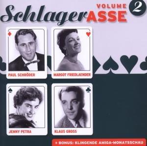 Schlager-Asse 2-Friedländer/Petra/Gross/+