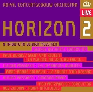 Horizon 2-A Tribute to Olivier Messiaen