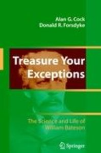 Treasure Your Exceptions