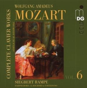 Sämtliche Klavierwerke Vol.6