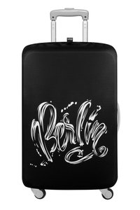 LOQI Luggage Cover TYPE Berlin Pop