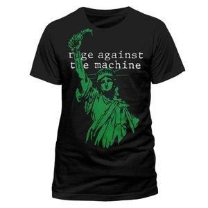 Liberty (T-Shirt,Schwarz,Größe L)