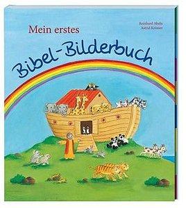 Mein erstes Bibel-Bilderbuch