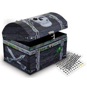 Invento 620106 - Mosaics Piraten-Schatztruhe: Curse of the Treas