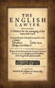 The English Lawyer