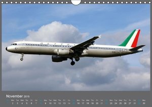 Airliners in special liveries (Wall Calendar 2015 DIN A4 Landsca