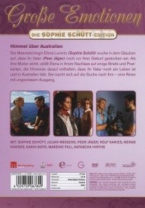 Sophie Schütt Edition-Himmel Über Australien