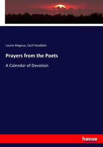 Prayers from the Poets