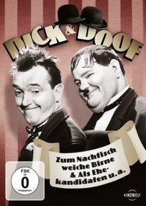 Dick & Doof - Zum Nachtisch weiche Birne / Als Ehekandidaten u.