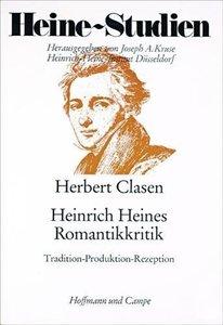 Heinrich Heines Romantikkritik