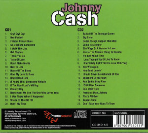 Johnny Cash (2 CD)