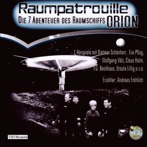 Raumpatrouille ORION-7 Hsp.z.Science-Fiction-Serie