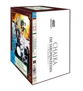 Chaika - 2. Staffel - Blu-ray 1 + Sammelschuber [Limited Edition