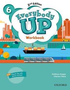 Everybody Up: Level 6. Workbook