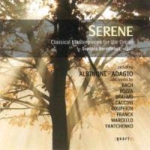Serene For Organ