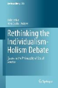 Rethinking the Individualism-Holism Debate