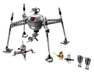 LEGO® Star Wars 75016 - Homing Spider Droid