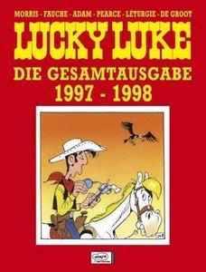 Lucky Luke Gesamtausgabe 23 1997-1998