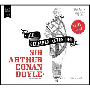 Die geheimen Akten des Sir Arthur Conan Doyle (2 MP3)