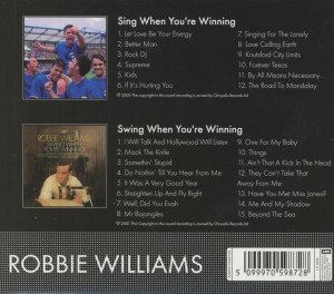 2CD Originals (Sing When You Are Winning/Swing...)