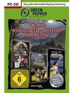 Green Pepper: Die große Wimmelbild-Mystery-Sammlung