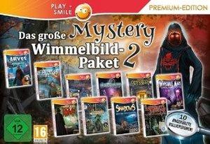Das große Mystery Wimmelbild-Paket 2 - Premium Edition